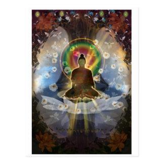 """Carte postale de """"Sakyamuni Bouddha"""""""