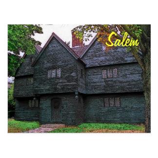 Carte postale de Salem