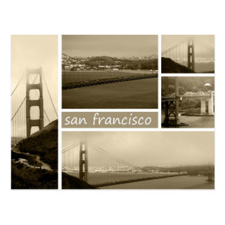 Carte postale de San Francisco 03