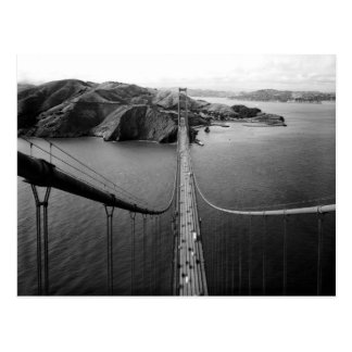 Carte postale de San Francisco golden gate bridge