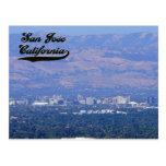 Carte postale de San Jose la Californie