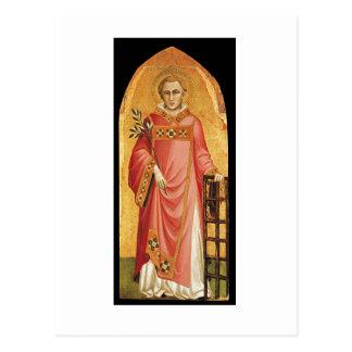 Carte postale de San Lorenzo (or)