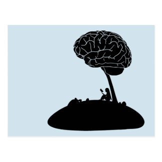carte postale de santé mentale