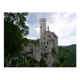 Carte postale de Schloss Lichtenstein