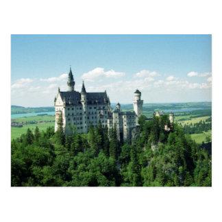 Carte postale de Schloss Neuschwanstein