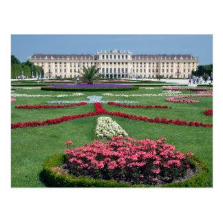 Carte postale de Schloss Schoenbrunn