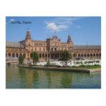 Carte postale de Séville, Espagne
