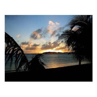 Carte postale de Sint Maarten