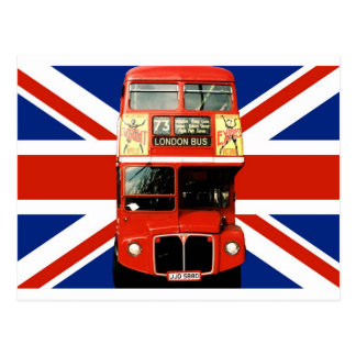 Carte postale de souvenir de Londres Angleterre
