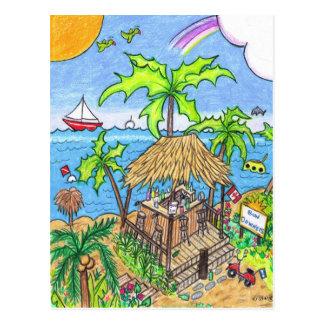 Carte postale de Sundowners