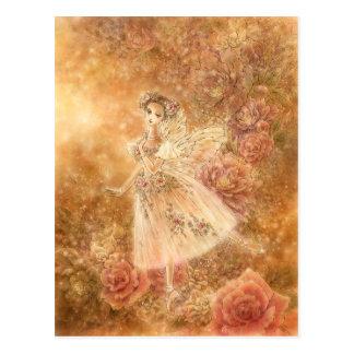 Carte postale de Sylphide de La