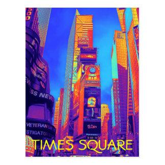 Carte postale de TIMES SQUARE