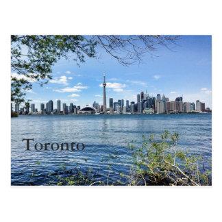 Carte postale de Toronto