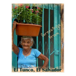 Carte postale de Tunco - Abuelita