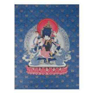 Carte postale de Vajrasattva