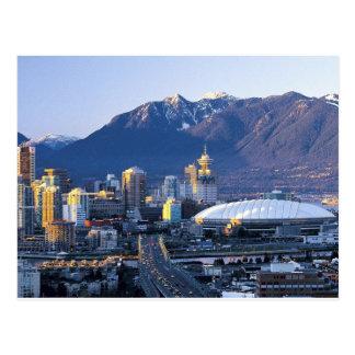 Carte postale de Vancouver