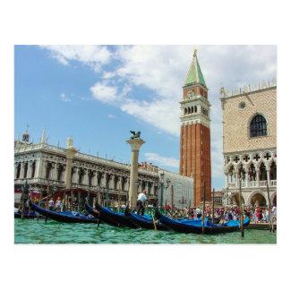 Carte postale de Venise