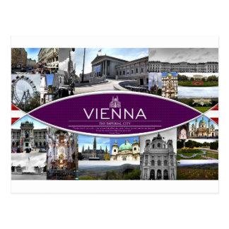 Carte postale de Vienne