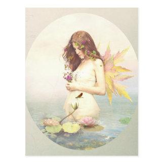 Carte postale de Violetta