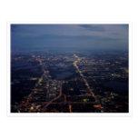Carte postale de vue d'avion
