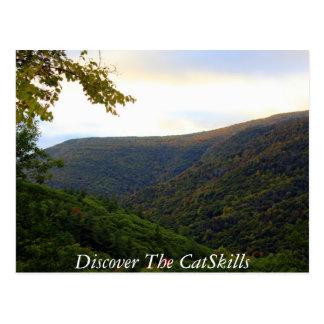 Carte Postale Découvrez le Catskills