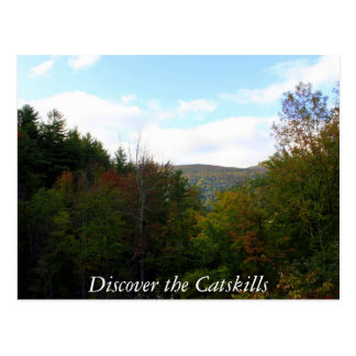Carte Postale Découvrez le Catskills 2