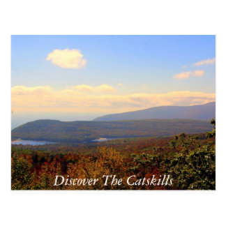 Carte Postale Découvrez le Catskills 6