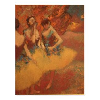 Carte Postale Dégazez l'art