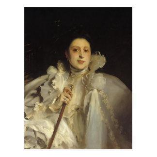Carte Postale del-Castillo de Laura Spinola de comtesse de John