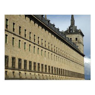 Carte Postale Del Escorial de Monasterio De San Lorenzo