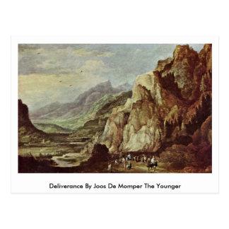 Carte Postale Délivrance par Joos De Momper The plus jeune