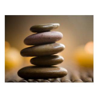 Carte postale d'équilibre