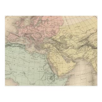 Carte Postale DES Anciens de Monde Connu
