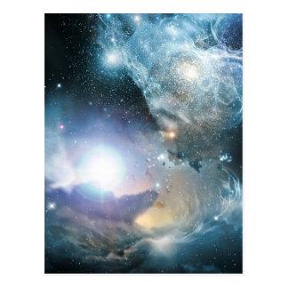 Carte Postale Des cendres des premières étoiles