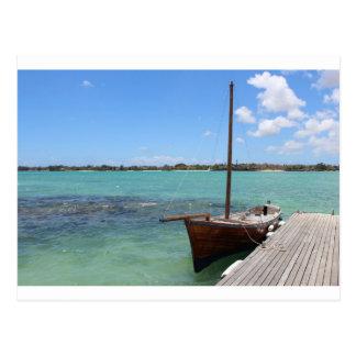 Carte postale des Îles Maurice