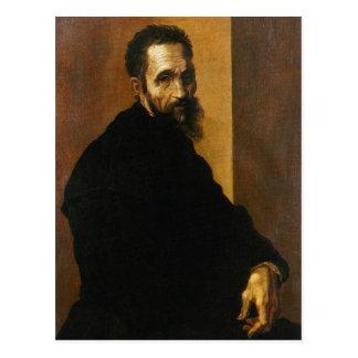 Carte Postale Description Michaël Angelo Buonarroti GEO Epoche :