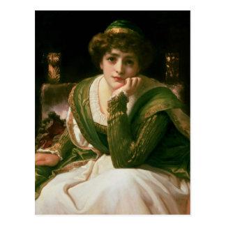 Carte Postale Desdemona