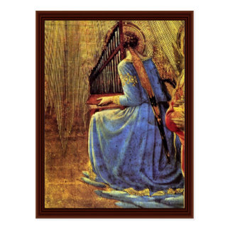 Carte Postale Détail de couronnement par Angelico ATF