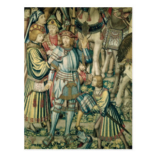 Carte Postale Détail d'Uriah le Hittite