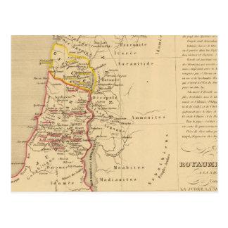 Carte Postale d'Herode de Royaume