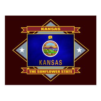 Carte Postale Diamant du Kansas