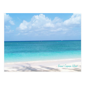 Carte postale d'île de Grand Cayman