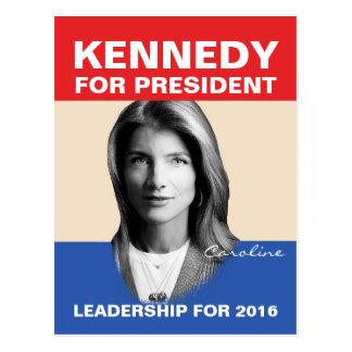 Carte Postale Direction de Kennedy