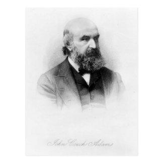 Carte Postale Divan Adams de John, gravé par George J. Stodart
