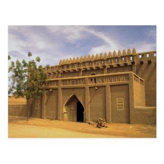 Carte Postale Djenne, Mali