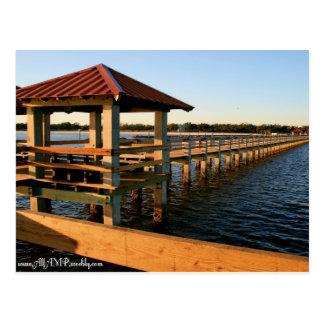 Carte Postale Docks de marina