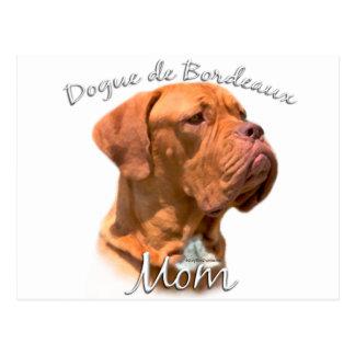 Carte Postale Dogue de Bordeaux Mom 2