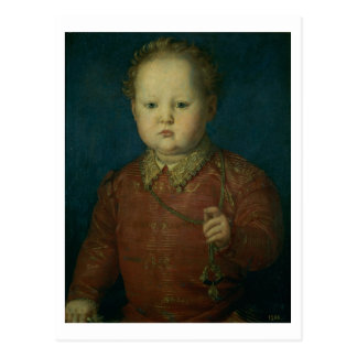 Carte Postale Don Garcia de Medici (?) c.1550 (huile sur le