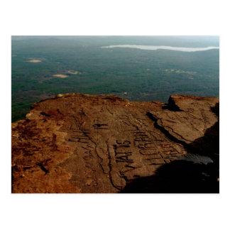 Carte Postale Donnez sur la montagne Catskills