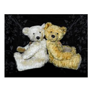 Carte postale d'ours de nounours